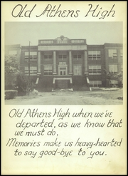 Page 7, 1953 Edition, Athens High School - Athenian Yearbook (Athens, TX) online yearbook collection