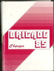1985 Edition, Terry High School - Brigade Yearbook (Rosenberg, TX)