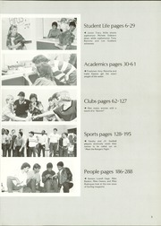 Page 7, 1985 Edition, Terry High School - Brigade Yearbook (Rosenberg, TX) online yearbook collection