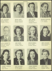 Page 11, 1948 Edition, Los Fresnos High School - Falcon Yearbook (Los Fresnos, TX) online yearbook collection