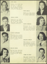 Page 15, 1948 Edition, Los Fresnos High School - Falcon Yearbook (Los Fresnos, TX) online yearbook collection