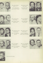 Page 11, 1956 Edition, Los Fresnos High School - Falcon Yearbook (Los Fresnos, TX) online yearbook collection