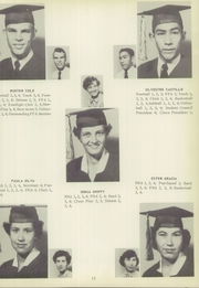 Page 15, 1956 Edition, Los Fresnos High School - Falcon Yearbook (Los Fresnos, TX) online yearbook collection