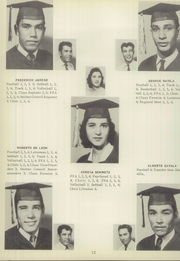 Page 16, 1956 Edition, Los Fresnos High School - Falcon Yearbook (Los Fresnos, TX) online yearbook collection