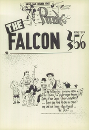 Page 5, 1956 Edition, Los Fresnos High School - Falcon Yearbook (Los Fresnos, TX) online yearbook collection