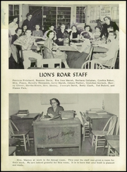 Page 12, 1954 Edition, Livingston High School - Lions Roar Yearbook (Livingston, TX) online yearbook collection