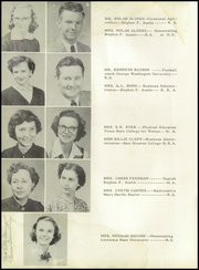 Page 16, 1954 Edition, Livingston High School - Lions Roar Yearbook (Livingston, TX) online yearbook collection