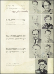 Page 17, 1954 Edition, Livingston High School - Lions Roar Yearbook (Livingston, TX) online yearbook collection
