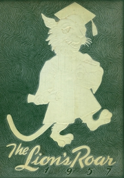 1957 Edition, Livingston High School - Lions Roar Yearbook (Livingston, TX)