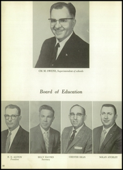 Page 16, 1959 Edition, Livingston High School - Lions Roar Yearbook (Livingston, TX) online yearbook collection