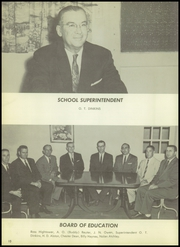 Page 14, 1960 Edition, Livingston High School - Lions Roar Yearbook (Livingston, TX) online yearbook collection
