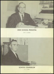 Page 15, 1960 Edition, Livingston High School - Lions Roar Yearbook (Livingston, TX) online yearbook collection