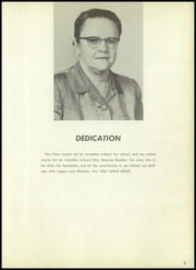 Page 9, 1960 Edition, Livingston High School - Lions Roar Yearbook (Livingston, TX) online yearbook collection