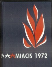 1972 Edition, Westchester High School - Miacis Yearbook (Houston, TX)