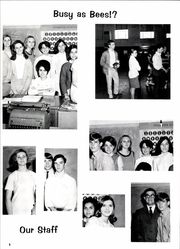 Page 12, 1969 Edition, Bastrop High School - Bear Tracks Yearbook (Bastrop, TX) online yearbook collection