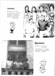 Page 14, 1969 Edition, Bastrop High School - Bear Tracks Yearbook (Bastrop, TX) online yearbook collection