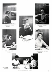 Page 17, 1969 Edition, Bastrop High School - Bear Tracks Yearbook (Bastrop, TX) online yearbook collection