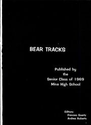 Page 6, 1969 Edition, Bastrop High School - Bear Tracks Yearbook (Bastrop, TX) online yearbook collection