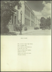 Page 12, 1949 Edition, Jasper High School - Bulldog Yearbook (Jasper, TX) online yearbook collection