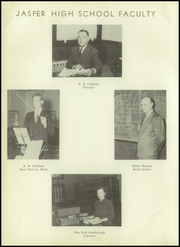 Page 14, 1949 Edition, Jasper High School - Bulldog Yearbook (Jasper, TX) online yearbook collection