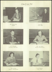 Page 15, 1949 Edition, Jasper High School - Bulldog Yearbook (Jasper, TX) online yearbook collection