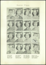 Page 10, 1944 Edition, Carter Riverside High School - Eagle Yearbook (Fort Worth, TX) online yearbook collection