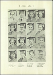 Page 13, 1944 Edition, Carter Riverside High School - Eagle Yearbook (Fort Worth, TX) online yearbook collection