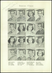 Page 14, 1944 Edition, Carter Riverside High School - Eagle Yearbook (Fort Worth, TX) online yearbook collection