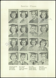Page 6, 1944 Edition, Carter Riverside High School - Eagle Yearbook (Fort Worth, TX) online yearbook collection