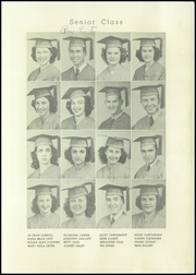 Page 7, 1944 Edition, Carter Riverside High School - Eagle Yearbook (Fort Worth, TX) online yearbook collection