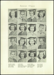 Page 8, 1944 Edition, Carter Riverside High School - Eagle Yearbook (Fort Worth, TX) online yearbook collection