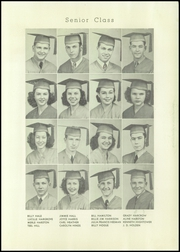 Page 9, 1944 Edition, Carter Riverside High School - Eagle Yearbook (Fort Worth, TX) online yearbook collection