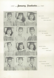 Page 12, 1947 Edition, Carter Riverside High School - Eagle Yearbook (Fort Worth, TX) online yearbook collection