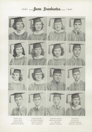 Page 14, 1947 Edition, Carter Riverside High School - Eagle Yearbook (Fort Worth, TX) online yearbook collection