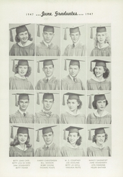 Page 15, 1947 Edition, Carter Riverside High School - Eagle Yearbook (Fort Worth, TX) online yearbook collection