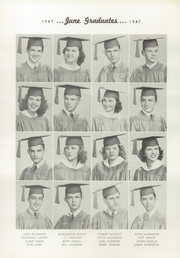 Page 16, 1947 Edition, Carter Riverside High School - Eagle Yearbook (Fort Worth, TX) online yearbook collection