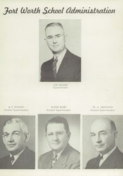 Page 7, 1947 Edition, Carter Riverside High School - Eagle Yearbook (Fort Worth, TX) online yearbook collection
