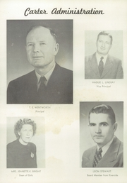 Page 8, 1947 Edition, Carter Riverside High School - Eagle Yearbook (Fort Worth, TX) online yearbook collection