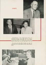 Page 11, 1948 Edition, Carter Riverside High School - Eagle Yearbook (Fort Worth, TX) online yearbook collection