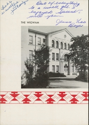 Page 6, 1948 Edition, Carter Riverside High School - Eagle Yearbook (Fort Worth, TX) online yearbook collection
