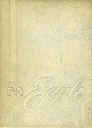 Carter Riverside High School - Eagle Yearbook (Fort Worth, TX) online yearbook collection, 1952 Edition, Page 1