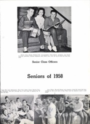 Page 113, 1958 Edition, Carter Riverside High School - Eagle Yearbook (Fort Worth, TX) online yearbook collection