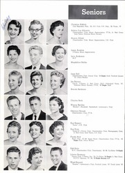 Page 114, 1958 Edition, Carter Riverside High School - Eagle Yearbook (Fort Worth, TX) online yearbook collection