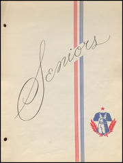 Page 15, 1944 Edition, Red Oak High School - Hawk Yearbook (Red Oak, TX) online yearbook collection
