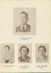 Page 15, 1948 Edition, Red Oak High School - Hawk Yearbook (Red Oak, TX) online yearbook collection