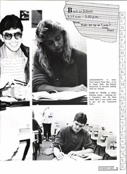 Page 13, 1987 Edition, Red Oak High School - Hawk Yearbook (Red Oak, TX) online yearbook collection
