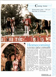 Page 15, 1987 Edition, Red Oak High School - Hawk Yearbook (Red Oak, TX) online yearbook collection