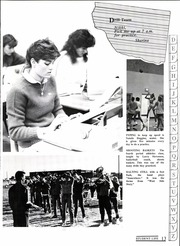 Page 17, 1987 Edition, Red Oak High School - Hawk Yearbook (Red Oak, TX) online yearbook collection