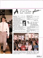 Page 7, 1987 Edition, Red Oak High School - Hawk Yearbook (Red Oak, TX) online yearbook collection