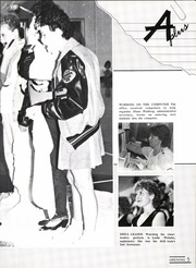 Page 9, 1987 Edition, Red Oak High School - Hawk Yearbook (Red Oak, TX) online yearbook collection